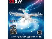 Vipwind Syma X5SW Explorers 2 Wifi FPV RC Quadcopter 2.0MP Camera RTF Mode 2
