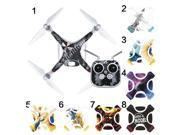 Vipwind Phantom accessories Waterproof UAV Stickers for DJI Phantom 3 aircraft 4  for Quadcopter Aircraft decals