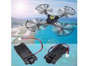 Vipwind Mini Part H8C-20 0.3 MP Camera Module with Video Record Function for JJRC H8C Quadcopter D_L (Color: Black)