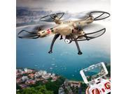 Vipwind Syma X8HW FPV 2.4Ghz 6 Axis Gyro RC Quadcopter Drone with WIFI Camera Real-Time Transmission