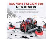 Vipwind Eachine Falcon 250 FPV Quadcopter with 5.8G 32CH HD Camera ARF Accessories + Hand Bag  WITHOUT  Remote Controller