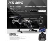 Vipwind JXD 509G  509W  RC Quadcopter Drone 5.8G FPV with 2.0MP HD Camera Automatic Air Pressure High Headless Mode One Key Return