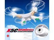 Vipwind 2Pcs Hot X5C-1 Explorers 2.4Ghz 4CH 6-Axis Gyro RC Quadcopter Drone w/ HD Camera RTF