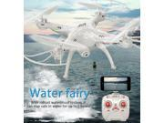 Vipwind RC L15FW WiFi FPV 2.4GHz 4CH 6 Axis Gyro Waterproof Brushed RC Quadcopter 9SIACNE60P4138