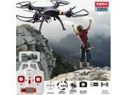 Vipwind Syma WiFi X8W FPV With 2.0MP HD Camera 2.4G 4CH 6-Axis Gyro RC Quadcopter Drone