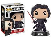 POP! Vinyl  Star Wars Episode 7 Kylo Ren (battle damag by Funko 9SIA1WB56E5095