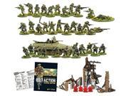 BA: Band of Brothers Starter Bolt Action 2 Set - Warlord Games WRL401510001 9SIA2F85VN5986