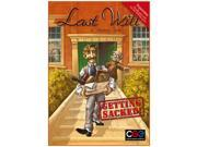 Last Will: Getting Sacked Will Board Game Czech Games Edition, Inc. 00025 9SIACP65HR6668