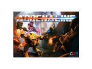 Adrenaline Multi-Player Strategy Board Game Czech Games Edition, Inc. CGE00037 9SIACP66AV6593
