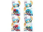 TRAN: Flipracer Singles Ast (8) Hasbro HSBC0214 9SIA00Y6M92169