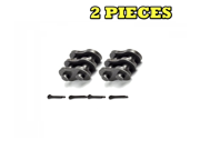 2 PIECES BL1444 Leaf Chain, Connecting Links, For Forklift Chain, ANSI Standard