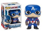 Funko POP Marvel: Captain America 3: Civil War Action Figure - Captain America 9SIACR75HG2206