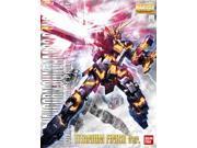 Bandai Hobby Banshee Titanium Finish Master Grade 1/100 RX-0 Gundam Unicorn Unit 02 Action Figure 9SIACR75HG2288