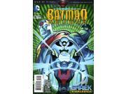 Batman Beyond Unlimited #16 VF/NM ; DC C 9SIACRD58U5312