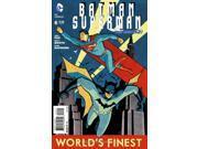 Batman/Superman #6A FN ; DC Comics 9SIACRD58U6267