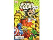 Marvel Super Hero Squad (2nd Series) #4 9SIACRD58Y0350