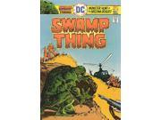 Swamp Thing (1st Series) #22 VF/NM ; DC