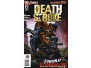 Deathstroke #6 FN ; DC Comics 9SIACRD58W1835