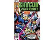 Shogun Warriors 15 VF NM ; Marvel Comic