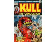 Kull the Conqueror (1st Series) #6 GD ; 9SIACRD58X9772