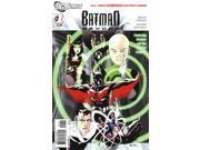 Batman Beyond Unlimited #1 VF/NM ; DC Co 9SIACRD58U5141