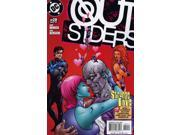 Outsiders (3rd Series) #20 VF/NM ; DC Co