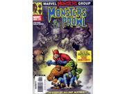 Marvel Monsters Monsters on the Prowl
