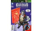 Batman Beyond Unlimited #12 VF/NM ; DC C 9SIACRD58U4630