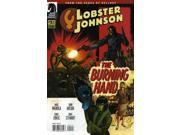 Lobster Johnson The Burning Hand 5 VF