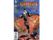 Batman Beyond Unlimited #15 VF/NM ; DC C 9SIACRD58U5636