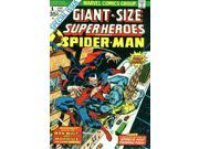 Giant-Size Super-Heroes #1 VG ; Marvel C 9SIACRD58X0831