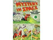 Mystery in Space #97 VG ; DC Comics 9SIACRD58Z1473
