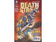 Deathstroke #20 VF/NM ; DC Comics 9SIACRD58W1720
