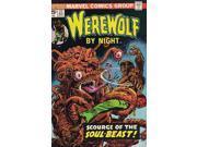 Werewolf By Night #27 FN ; Marvel Comics