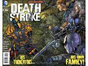 Deathstroke #19 VF/NM ; DC Comics 9SIACRD58W2264