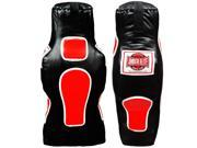 Amber Fight Gear Torso Shaped Heavybag UNFILLED