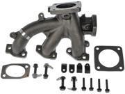 Exhaust Manifold Kit Fits Chrysler 2008-01, Fits Dodge 2007-01