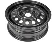 15 In. Steel Wheels Fits Toyota Yaris 2013-07