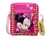 Minnie Bowtique Universal Tablet Tote with Carry Strap DTT 22MM