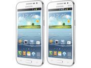 Original Samsung Galaxy Win i8552 Dual SIM Quad core 3G GPS WIFI 4GB Storage Android Mobile Phone