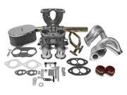 Dual Port Single 40mm Carburetor Kit