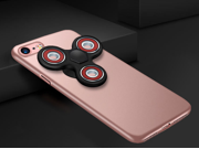 Foreign trade new fingertips gyro phone shell all-inclusive anti-fall matte shell for iphone7 pink 9SIACVK5VH9488