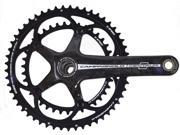 Campagnolo Centaur Carbon Power-Torque 10 Speed Double Standard 39/53 Crankset 165mm