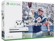 Microsoft Xbox One S 1TB Console - Madden NFL 17 Bundle