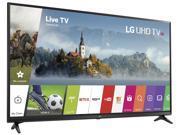 """LG 55"""" Class (54.6"""" Diag.) LED 2160p Smart 4K Ultra HD TV Black 55UJ6300"""