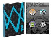 Prima Games Watch Dogs 2: Collector's Edition Guide, Hardcover 9SIACYN60U6064