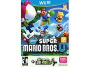 New Super Mario Bros. U + New Super Luigi U Nintendo Wii U WUPPATWE
