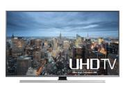 "Samsung 85"" Class (84.5"" Diag.) LED 2160p Smart 3D 4K Ultra HD TV Silver UN85JU7100FXZA"