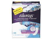 Discreet Sensitive Bladder Protection Pads Regular 66 pack 3 Pack carton