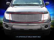 Fedar Main Upper Billet Grille For 200520-07 Nissan Pathfinder 2005-2008 Frontier - Polished 9SIAD0D5C21259